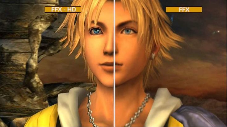 Final Fantasy X-X2 HD PS4 game review scores 4/5