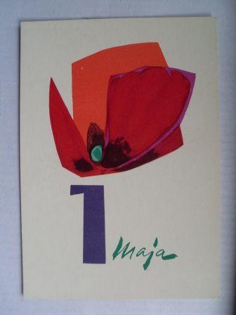 1 Maja - Zbigniew Kaja -1963