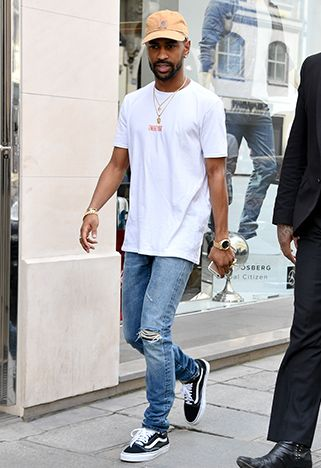 FIVE BIG SEAN OUTFITS