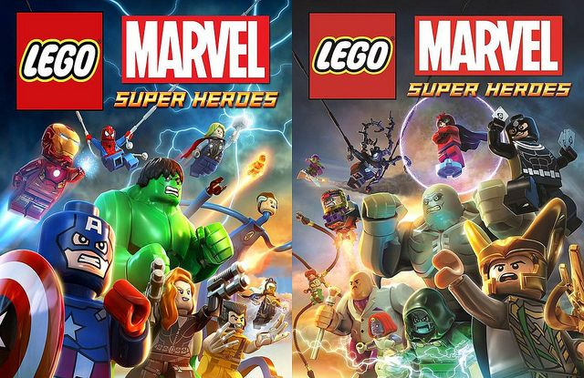 #LEGO #Marvel Super Heroes