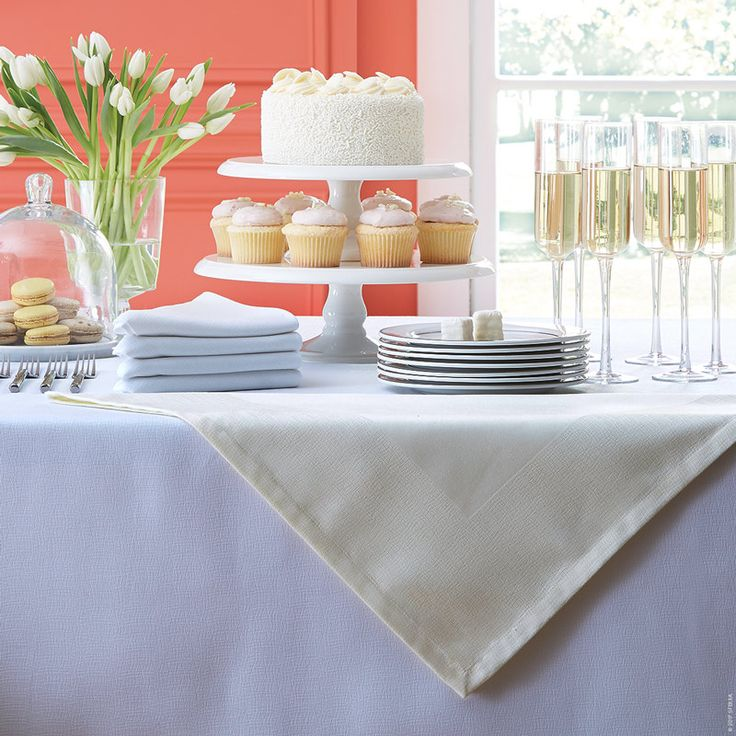Harrow Table Linens By SFERRA Are Elegant And Easy Care. Jacquard Weave  Pattern Eludes