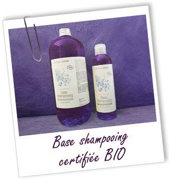 Base shampooing neutre BIO Aroma-Zone