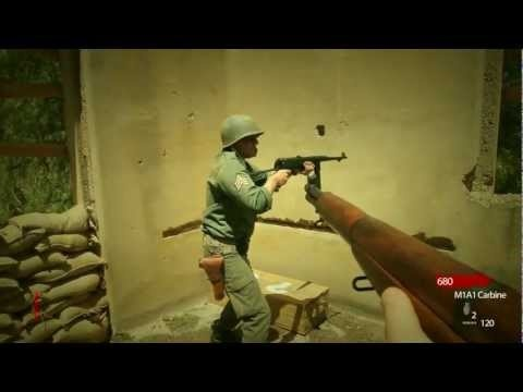 """Real life zombie game a la """"Call of Duty"""""""