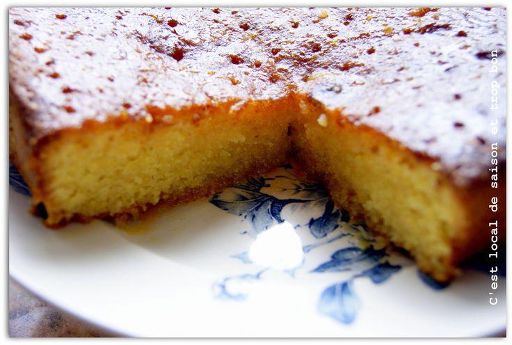 Cette recette est divine et venue tout droit d'Italie. Je mangerais ce gâteau moelleux , à toutes les heures de la journée et surtout au petit déjeuner . Il a la particularité de ne pas contenir de farine donc pas de gluten , non pas pour être dans l'air...