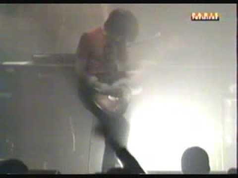 Radiohead My Iron Lung live (high audio quality)
