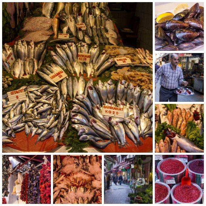 A Foodie's Tour in Istanbul