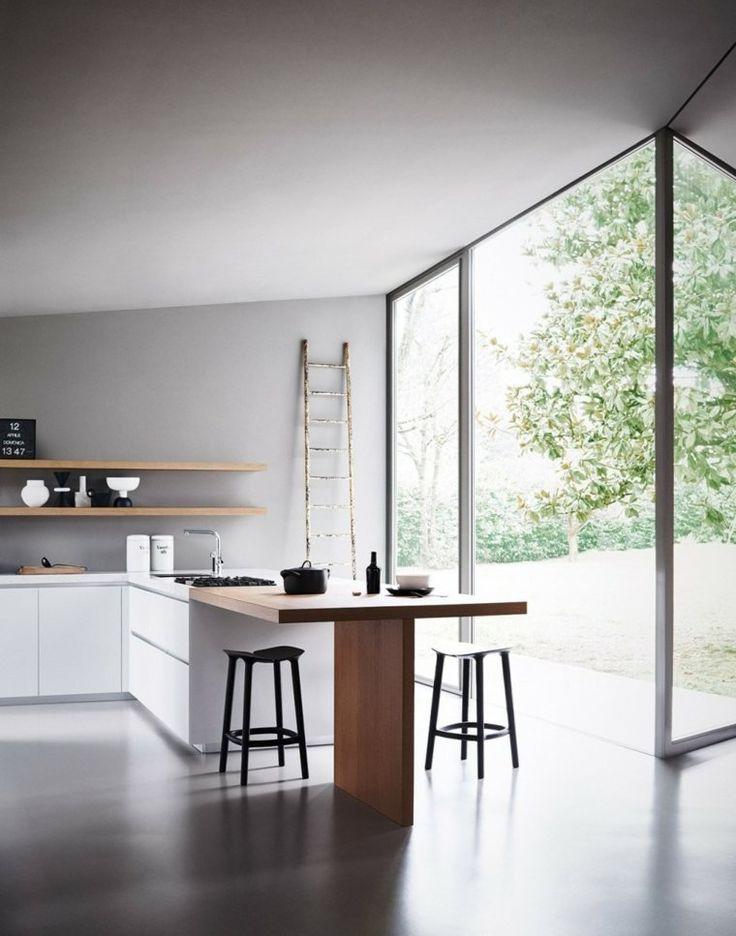 modèle de cuisine moderne elegante