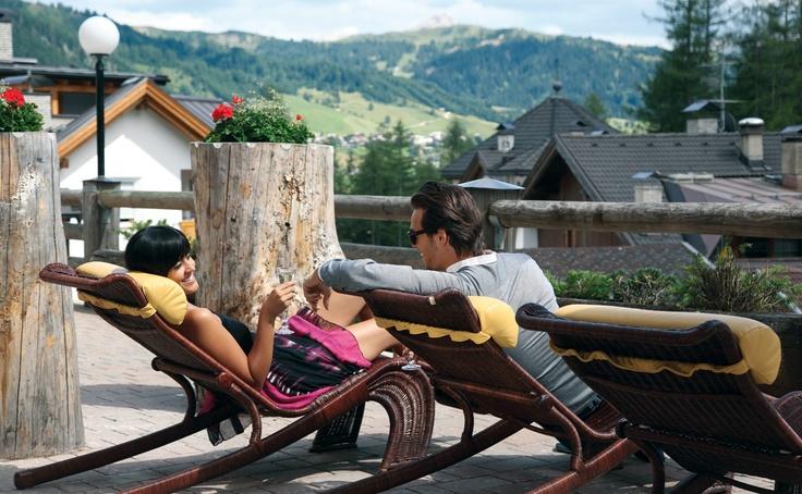 relax hotel gran ciasa dolomites alta badia