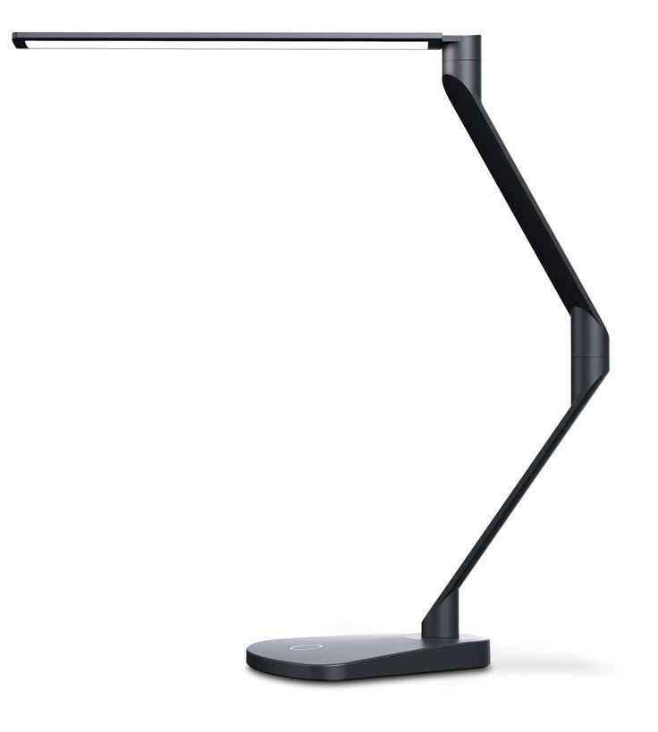 The Z - Led Desk Lamp - red dot