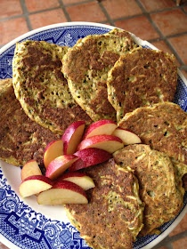 Feast of Gaea | Recipes for Paleo Living: Zucchini Pancakes