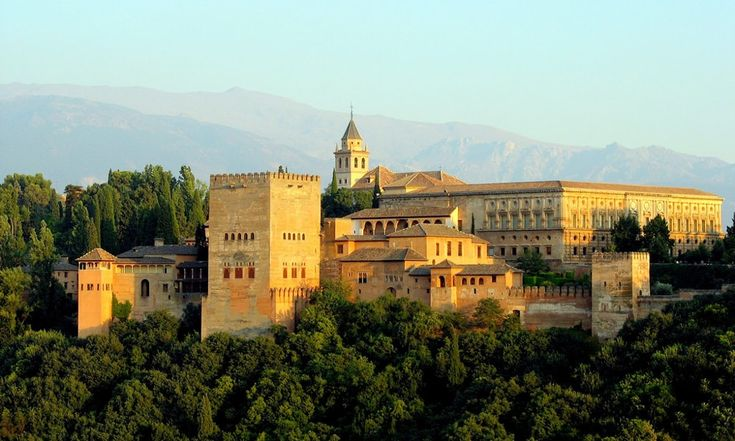 One of Spain's major tourist attractions, a UNESCO World Heritage Site and the inspiration for many songs and stories