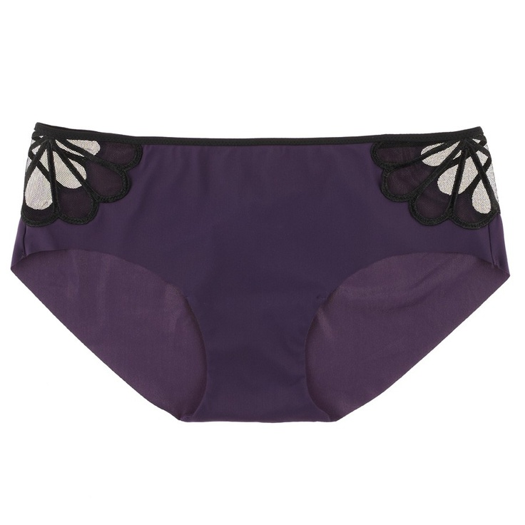 Huit luxury lingerie - Huit Equivoque Brazilian Brief | Journelle Fine Lingerie