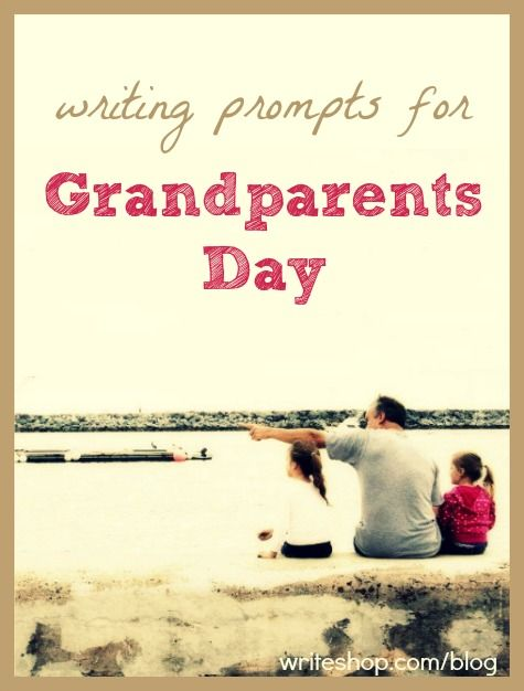 composition on grandparents Grandparents essay 4 (600 words) becoming a grandparent can be one of the best feelings in the world there is a special bond that grandparents share with their .