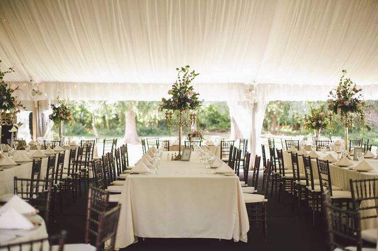 PSB formal draped pavilion | by Jamie Hollander Catering & Events
