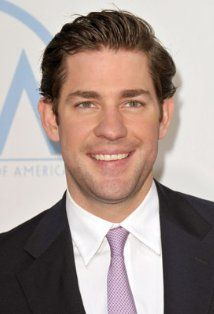 "Not sure who I love more - John Krasinski or Jim Halpert. All I know is that John was the only part I liked of the movie ""Something Borrowed."""