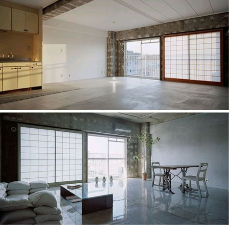 96 best images about houses homes on pinterest - Warehouse remodeled into house ...