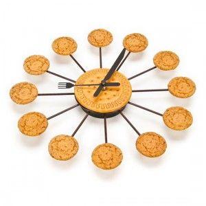 Reloj de Pared Galletas / Cookies Wall Clock · Tienda de Regalos originales UniversOriginal