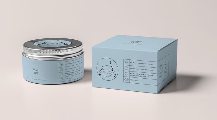 Designer: Paulina Helena Undziakiewicz  Project Type: Concept  Location: Cracow, Poland  Packaging Contents: Face Cream  Packaging Substra...