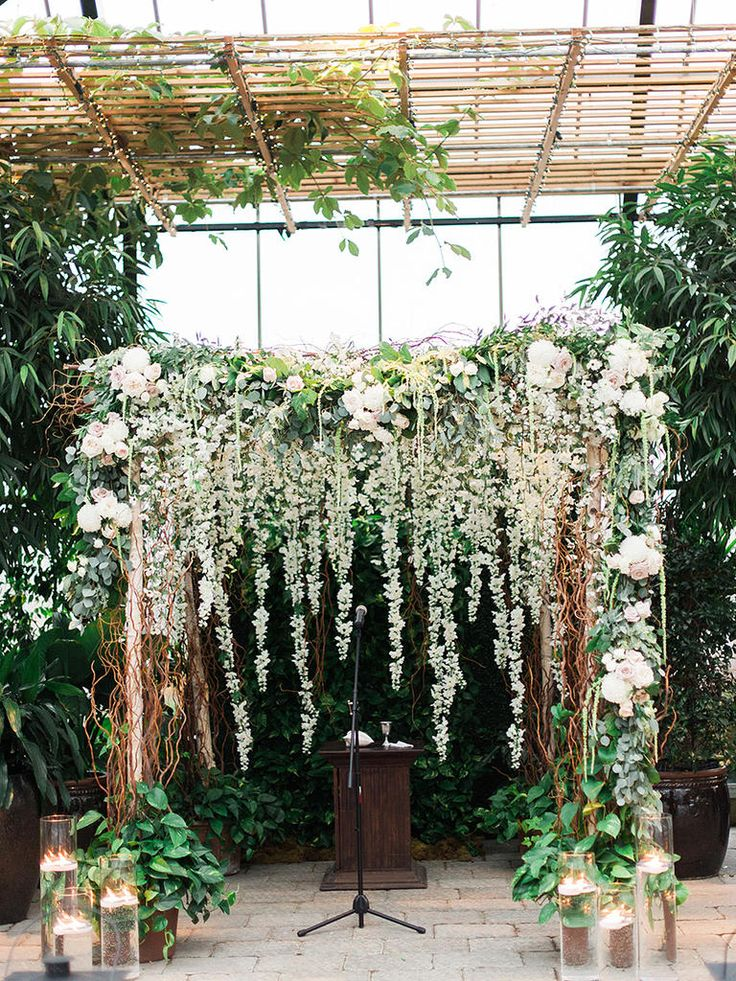 17 best ideas about indoor wedding arches on pinterest for Arch ideas for home