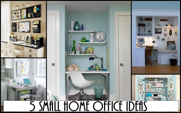 Home Office Ideas Pinterest: Best 25+ Small Home Offices Ideas On Pinterest