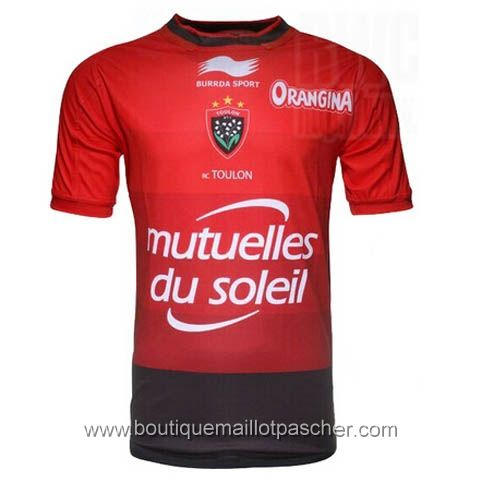 Maillot de rugby pas cher RC Toulonnais 2016 28,99€