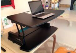 Benefits of the standing desks for students