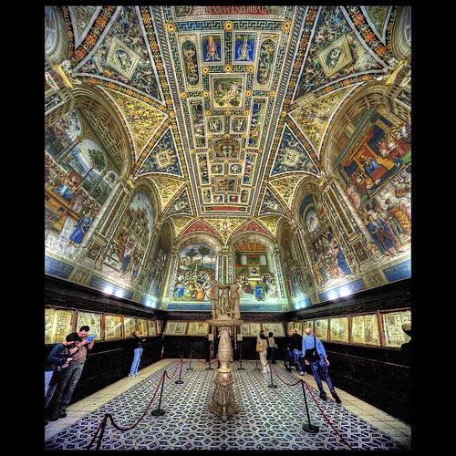 Biblioteca Piccolomini, Siena