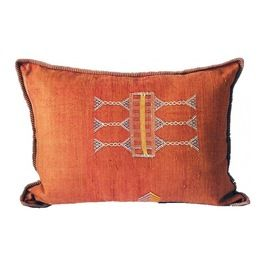 Kilim Pillow - eclectic - pillows - new york - Second Shout Out