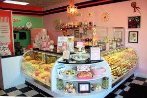 Inside New York Cupcakes. #ArmitronMakeTime