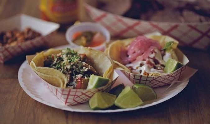 NEW YORK'S GREAT FOOD TRUCK RENAISSANCE