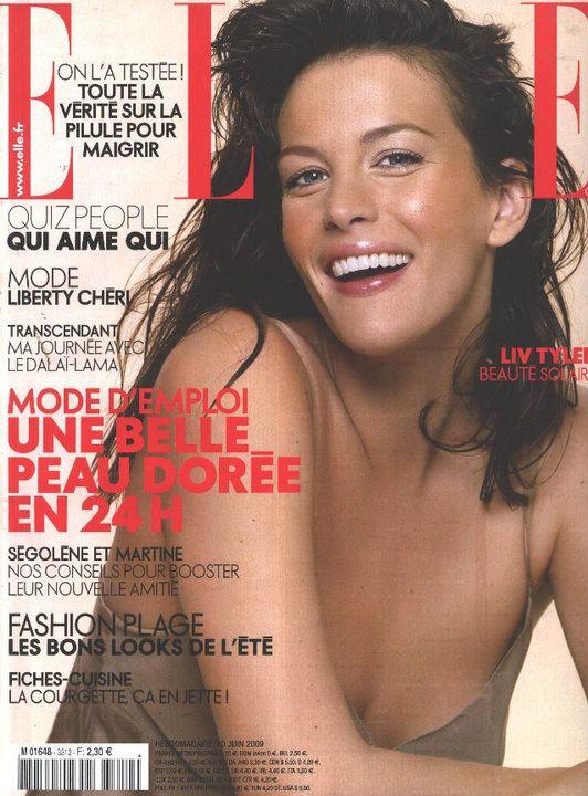 Elle France June 2009