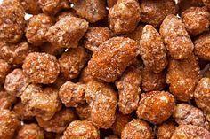 Honey Roasted Peanuts Recipe Ingredients: 1/4 cup honey 2 Tablespoon unsalted butter 1 teaspoon vanilla (optional) 1 1/2 teaspoon kosher salt, divided 1 pound shelled raw peanuts 1 to 2 Tablespoon granulated raw sugar