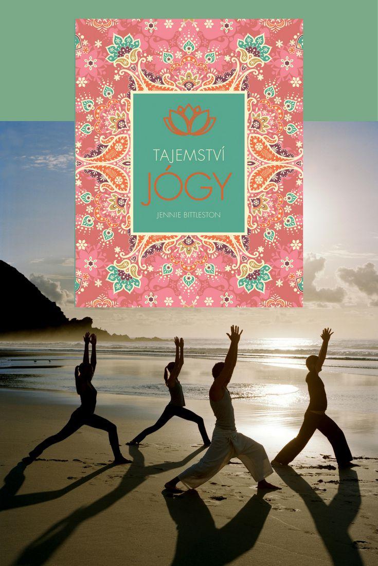 Objevte tajemství jógy. V průvodci najdete výklad různých škol, dozvíte se o prospěšnosti cvičení a projdete sestavami cvičení. Vydejte se na cestu sebepoznání. #joga #prirucka #poznani #uceni #kniha #cviceni