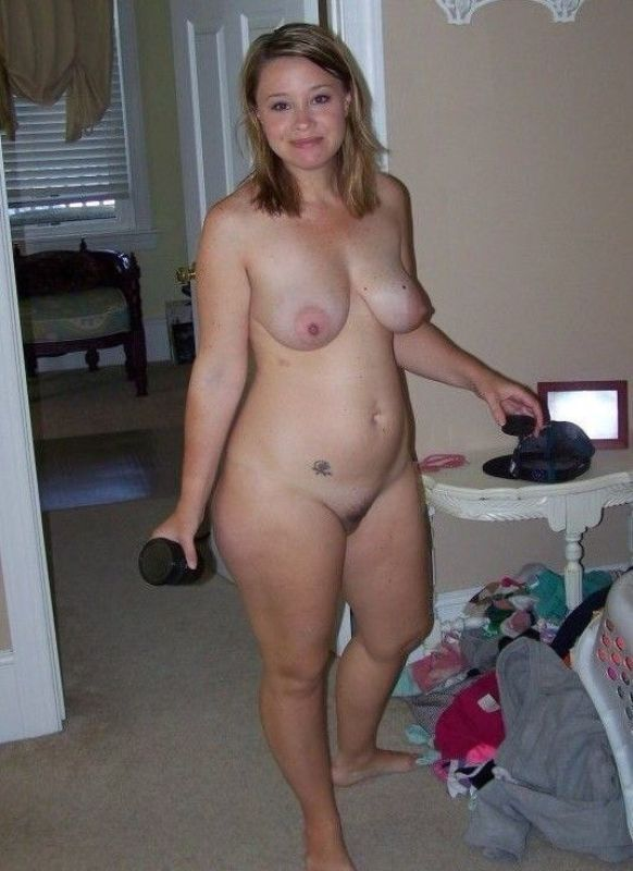 Wifey getting ready for her date i have to stay home Part 5