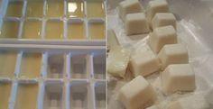 Recette de cubes de savon pour le lave-vaisselle! C'est vraiment simple à faire! - Trucs et Astuces - Trucs et Bricolages