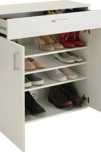 HOME Venetia Shoe Storage Cabinet White 1 220x330 Storage solutions to prevent a cluttered home