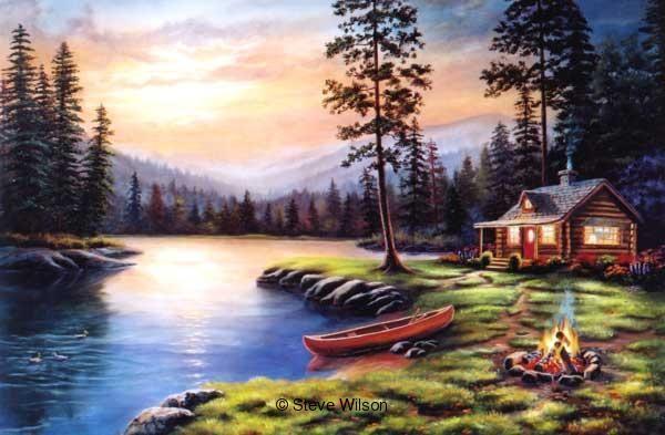 The Art of Steve Wilson 35