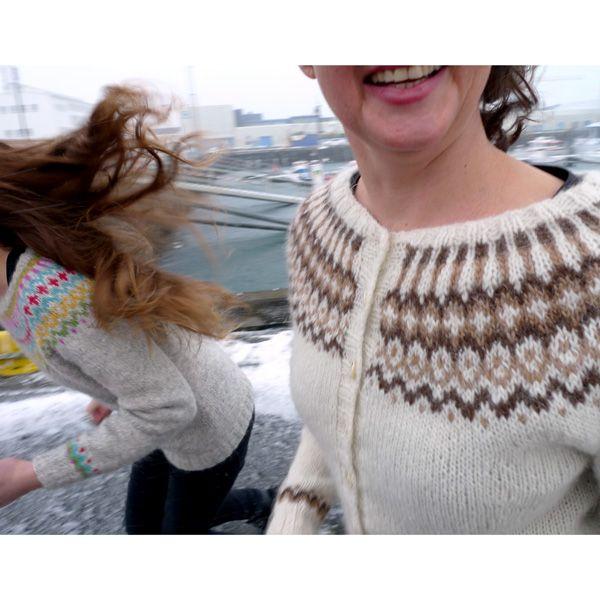 Gamaldags Icelandic lopi yoke sweater (8)