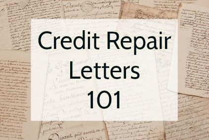 If you have bad credit, this is a great place to start. Sure, there are other things you can do to improve your credit score, like getting a secured credit card and paying your bills on time. But when they work, the impact of credit repair letters can be more helpful than anything else: http://www.creditinfocenter.com/wordpress/2016/10/14/credit-repair-letters-101/
