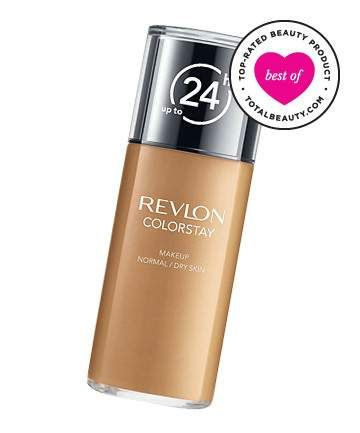No. 2: Revlon ColorStay Makeup for Normal/Dry Skin, $12.99