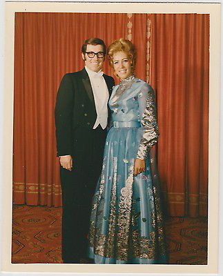 Vintage 60s #photo #couple in fancy tuxedo & gown wedding #guests,  View more on the LINK: http://www.zeppy.io/product/gb/2/152068359696/