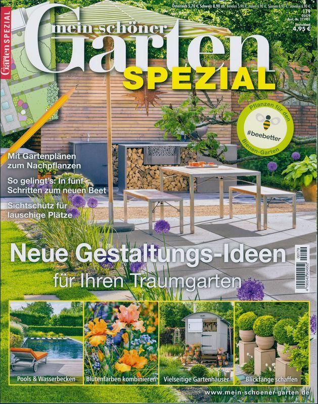Mein Schoner Garten Spezial 179 2019 Neue Gestaltungs Ideen Garten Mein Schoner Garten Spezial Garten Planen
