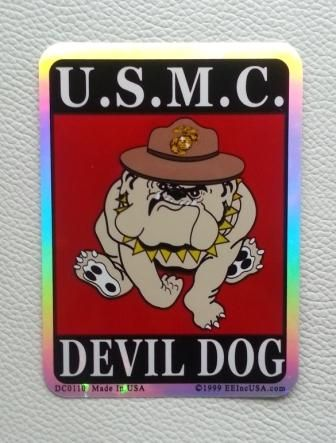 Marines Bulldog