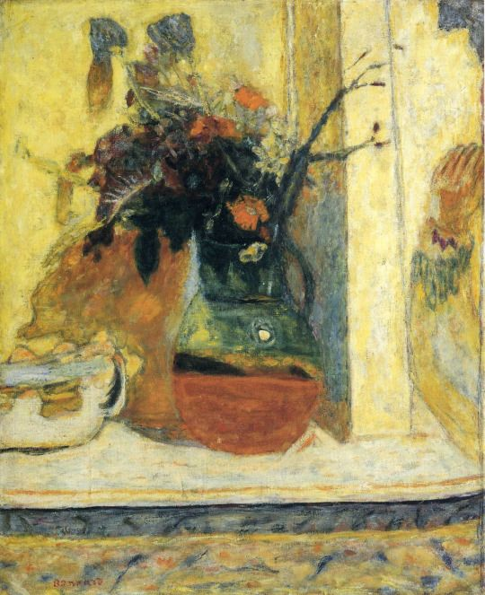 BONNARD Paintings (mostly)