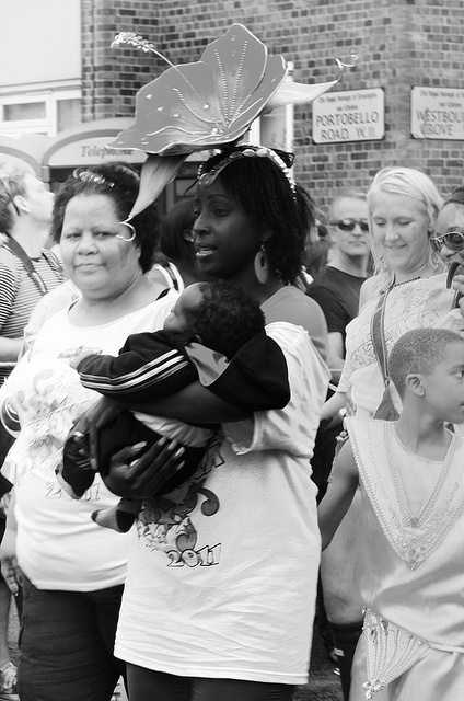 Notting Hill Carnival 2011, London via http://townfish.com. Follow us: http://twitter.com/townfish_london