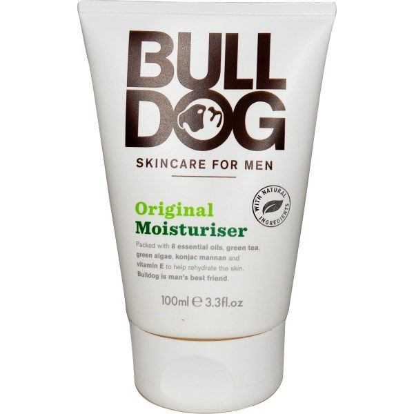 Bulldog Skincare For Men, Moisturizer, Original, 3.3 fl oz (100 ml)