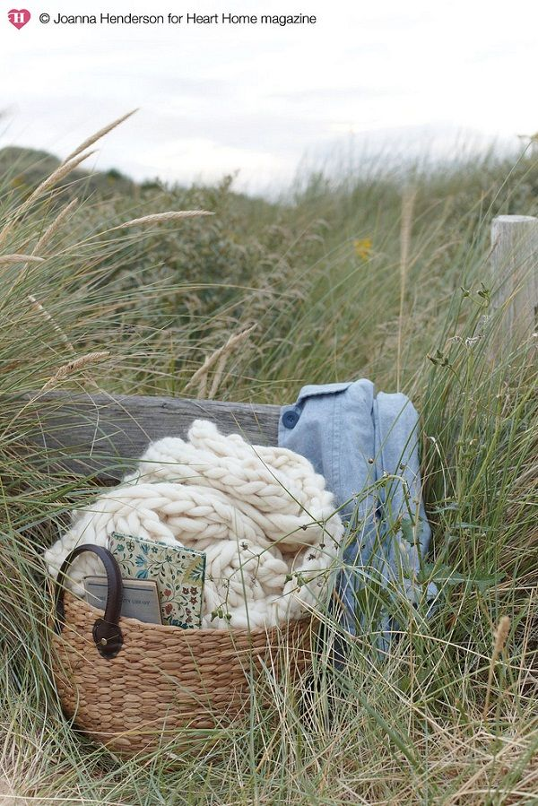 Enjoy an Autumn Picnic on the Beach — Heart Home