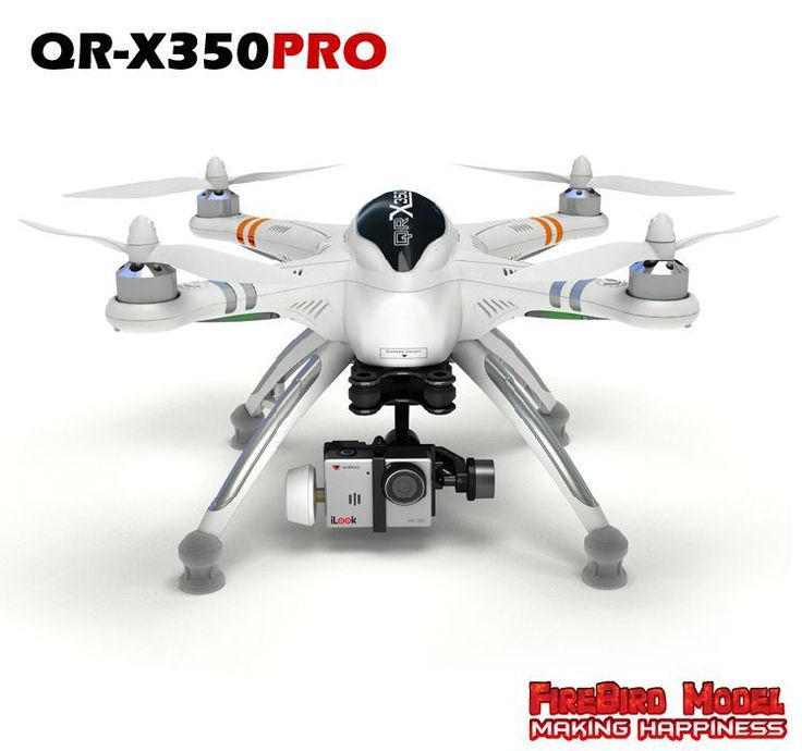 Find More Remote Control Toys Information about Walkera QR X350 Pro Fpv Drone Rc Quadrocopter RTF,with1080P HD Camera,GPS One key go home, Compatible Gopro3 3+,PK dji Phantom 2,High Quality camera wristwatch,China camera volume Suppliers, Cheap camera ups from FireBird  Model  on Aliexpress.com