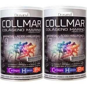 comprar PACK 2U COLLMAR COLAGENO MARINO CON MAGNESIO 300GR DRASANVI