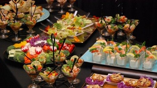 Receptions Food Displays And Prime Time On Pinterest: COCKTAIL PARTY PICTURES AND FOOD